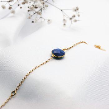Bracelet Azur vermeil