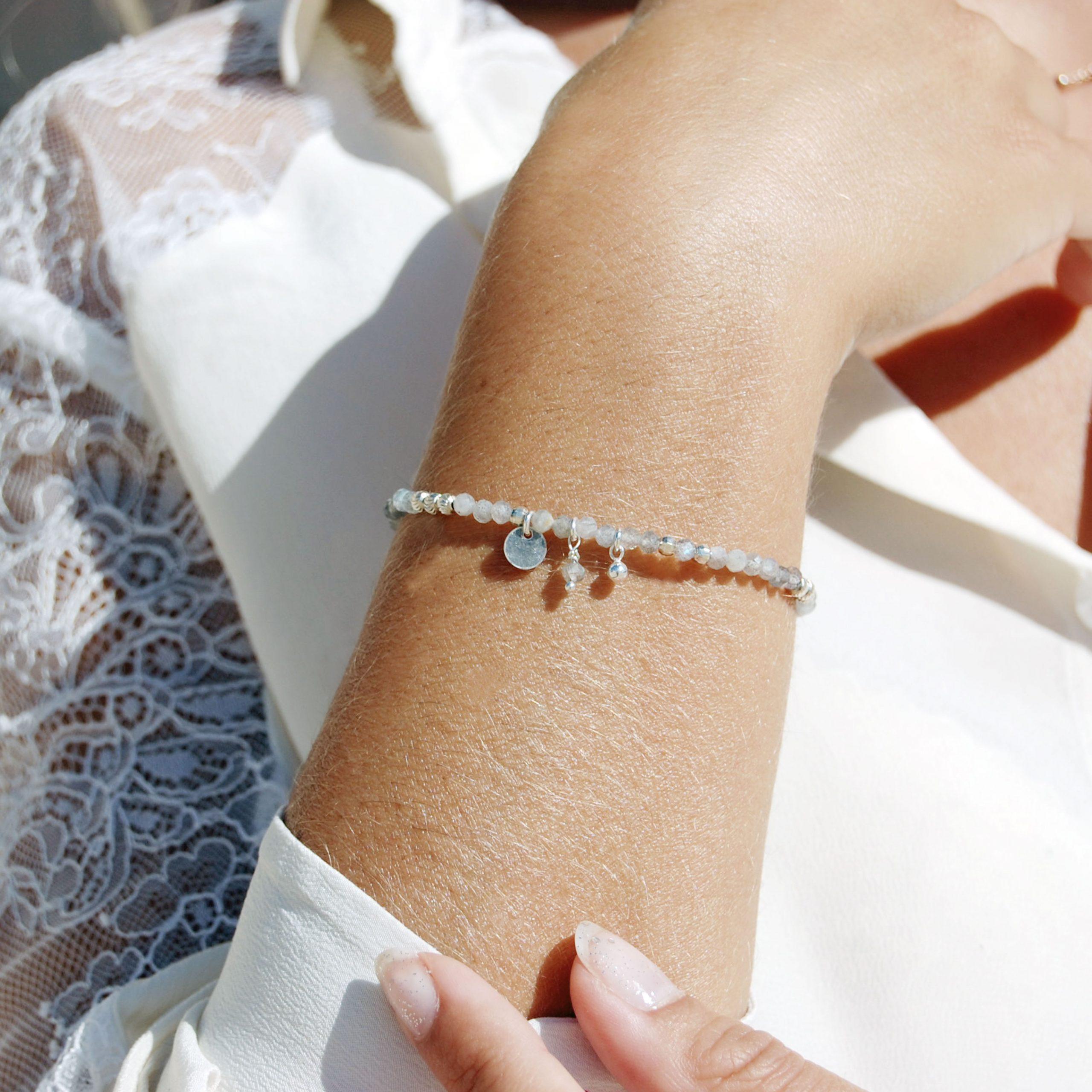 Bracelet Isis argent